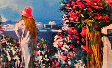 Le Jardin 1999  Limited Edition Print - Nicola Simbari