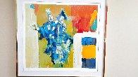 Deux Clowns 1979 Limited Edition Print by Nicola Simbari - 1