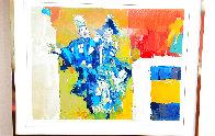 Deux Clowns 1979 Limited Edition Print by Nicola Simbari - 2