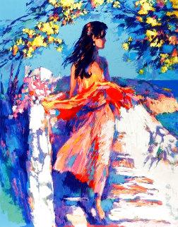 Mimosa 1986 Limited Edition Print - Nicola Simbari