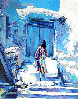 Santangelo 1994 Limited Edition Print - Nicola Simbari