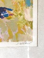 Girl With Sailboats 1978 Limited Edition Print by Nicola Simbari - 2