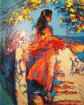 Mimosa Limited Edition Print - Nicola Simbari