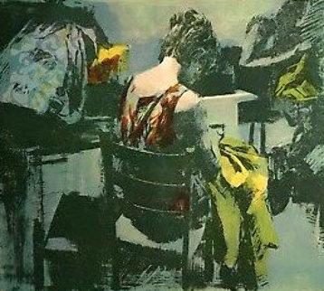 Seamstress 1966 Limited Edition Print by Nicola Simbari