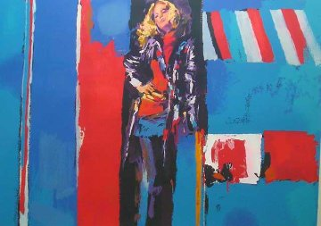 Nanette 1976 Limited Edition Print - Nicola Simbari