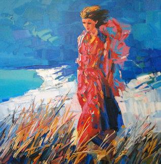 Sea Breeze Limited Edition Print by Nicola Simbari