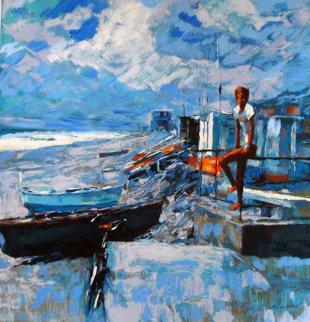 Praia a Mare 1986 Limited Edition Print - Nicola Simbari