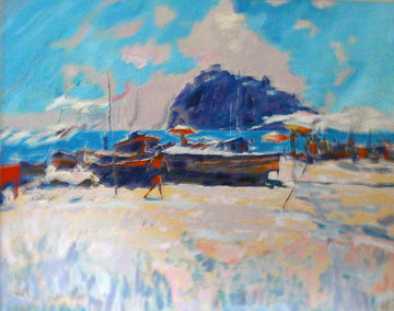 Ischia 1981 Limited Edition Print by Nicola Simbari