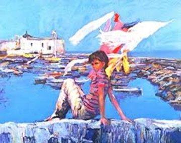 Nino 1981 Limited Edition Print by Nicola Simbari