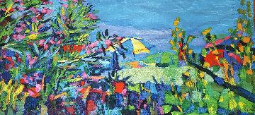 Ischia Wool Tapestry 44x76  Huge Tapestry - Nicola Simbari