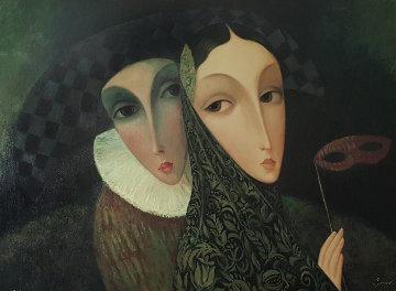 Masquerade Limited Edition Print - Sergey Smirnov