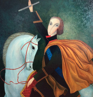 Peter the Great: The Emperor 2004 HS Limited Edition Print by Sergey Smirnov