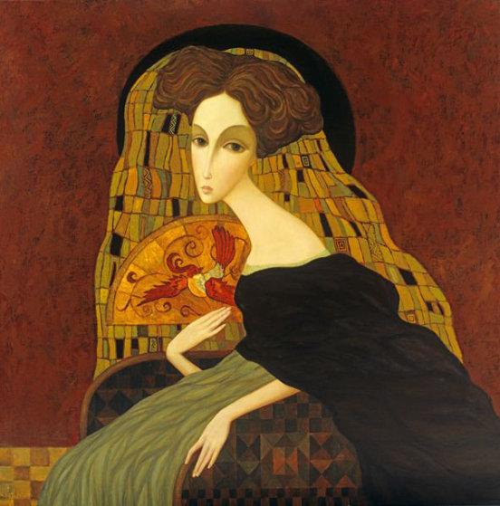 Anastasia 2003 HS Limited Edition Print by Sergey Smirnov