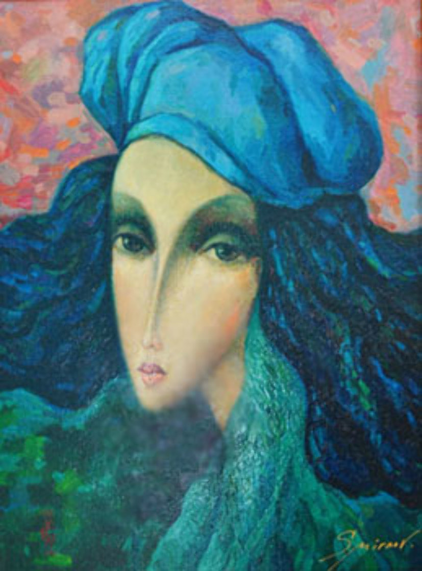 Marina, From the Persona Suite 2006 HS Limited Edition Print by Sergey Smirnov