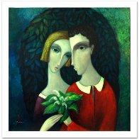Homage to Chagall 2006 HS Limited Edition Print by Sergey Smirnov - 1