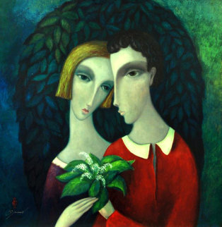 Homage to Chagall 2006 HS Limited Edition Print by Sergey Smirnov