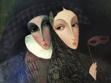 Masquerade AP HS 2002 Limited Edition Print by Sergey Smirnov