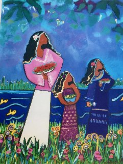 Walking in Gratitude 1997 Limited Edition Print - Andrea Smith