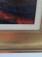 Low Country Drama 2004 36x48 Original Painting by Ford Smith - 2