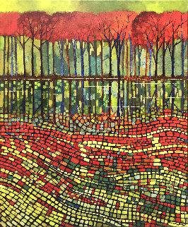 Autumn Rhyhtm Panorama - Ford Smith