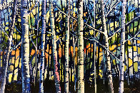 Bare Forest Limited Edition Print by Ford Smith - 0