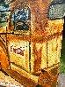 Rusty Coke Truck 2017 30x24 Original Painting by L.J. Smith - 2