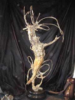 Sirius Bronze Sculpture 2007 65 in Sculpture by M. L. Snowden