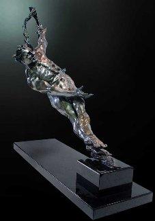 Ion Bronze Sculpture 33 in Sculpture by M. L. Snowden
