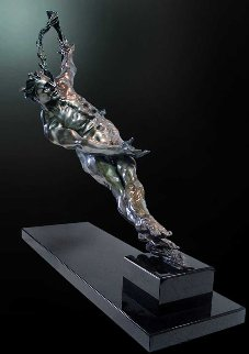 Ion Bronze Sculpture 33 in Sculpture - M. L. Snowden