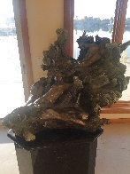 Sea Creates Bronze Sculpture 2000 56 in Sculpture by M. L. Snowden - 3