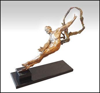 Ion Bronze Sculpture 33 in Sculpture - M. L. Snowden