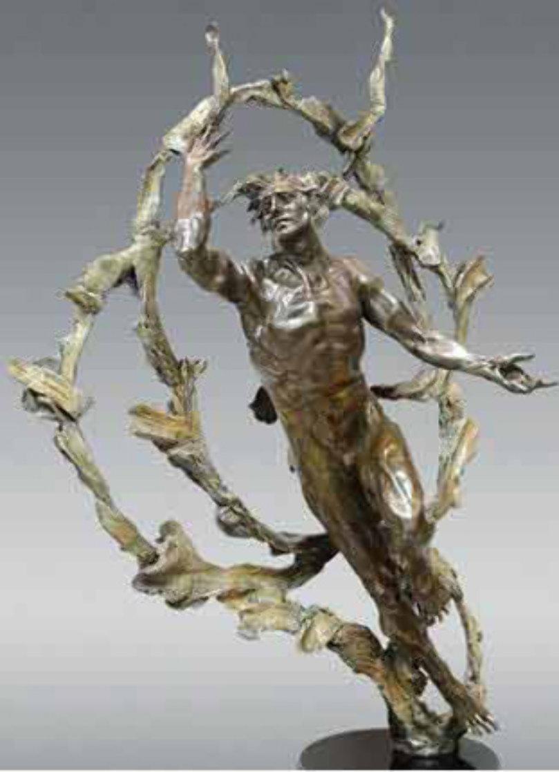 Starfire Polaris Bronze Sculpture Sculpture by M. L. Snowden