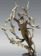 Starfire Polaris Bronze Sculpture Sculpture by M. L. Snowden - 0