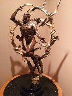 Starfire Polaris Bronze Sculpture Sculpture by M. L. Snowden - 1