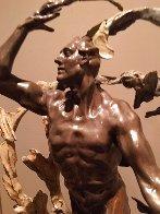 Starfire Polaris Bronze Sculpture Sculpture by M. L. Snowden - 2