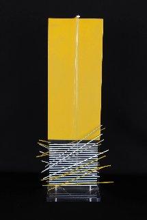Jai Alai Series: Multiple II Plexiglas  Sculpture  1969 19 in Sculpture - Jesus Rafael Soto
