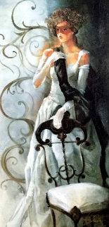 Debutant Embellished Limited Edition Print - Lena Sotskova