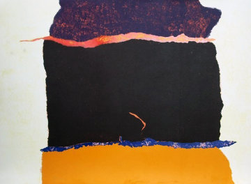 Untitled Lithograph AP Limited Edition Print - Theodoros Stamos