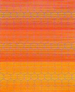 Twelve Progressions: Three to Compare 1971 Limited Edition Print - Julian Stanczak