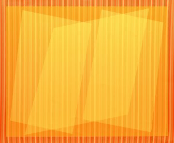 Twelve Progressions: Dimensional 1971 Limited Edition Print - Julian Stanczak