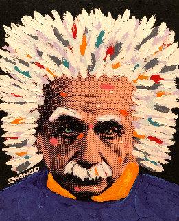 Einstein 1999 25x31 Other - John Stango