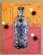 Untitled Painting 30x23 Original Painting by John Stango - 1