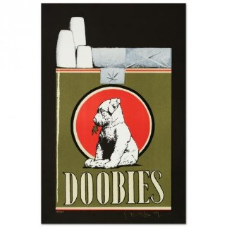 Doobies Limited Edition Print by Stanley Mouse