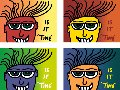 Is It Time? Limited Edition Print - Ringo Starr