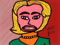Whot $50 (You Never Give Me Your Money) 2012 Limited Edition Print by Ringo Starr - 0
