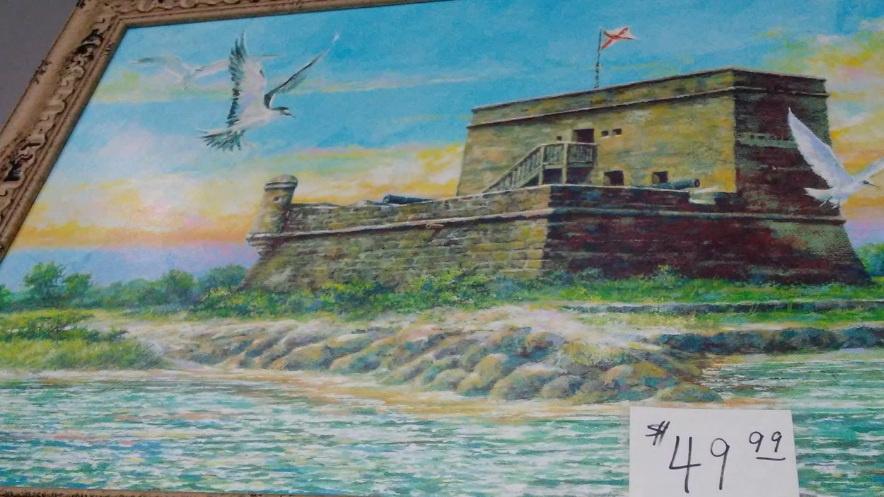 Keeper of the Watch 2005 42 in  Original Painting by Barry Stein