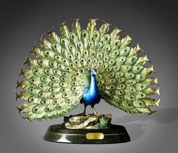 In Living Color Bronze Sculpture 2000 24 in Sculpture - Barry Stein