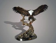 Wings of Fury 2015 40 in Sculpture by Barry Stein - 0