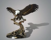 Wings of Fury 2015 40 in Sculpture by Barry Stein - 1