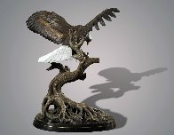 Wings of Fury 2015 40 in Sculpture by Barry Stein - 4